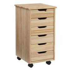 Linon Home Decor Products Casimer 6