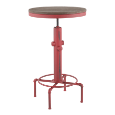 LumiSource Industrial Hydra Bar Table 43