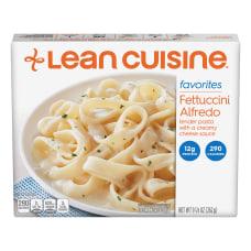 Lean Cuisine Favorites Fettuccini Alfredo 925