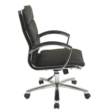 Office Star Work Smart Executive Mid