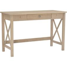 Linon Dallin 46 W Laptop Desk