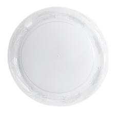 WNA Inc Designerware Plastic Plates Round