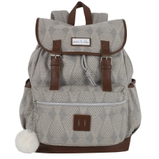 Trailmaker Travel Backpack GrayBrown