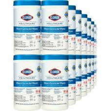 Clorox Healthcare Bleach Germicidal Wipes Ready