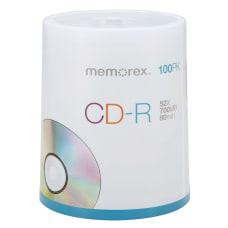 Memorex CD R Recordable Media Spindle