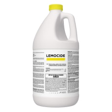 Lemocide Disinfectant Deodorizer Mildew Mold Killer