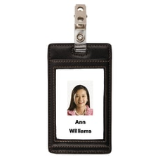 Office Depot Brand Faux Leather ID
