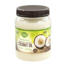 Wellsley Farm Organic Coconut Oil Refined