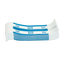 Pap R Currency Straps Blue 100