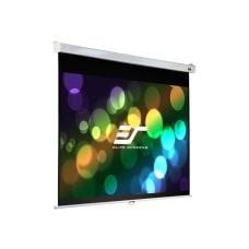 Elite Screens Manual SRM Pro 100
