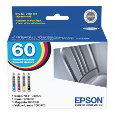 Epson 60 T060120 BCS DuraBrite BlackColor