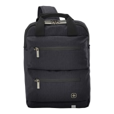 Wenger CityMove Laptop Laptop Backpack Black