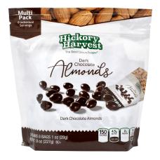 Hickory Harvest Dark Chocolate Almonds 1