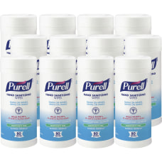 PURELL Alcohol Formula Hand Sanitizing Wipes