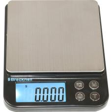 Brecknell 500g EPB Dietary Scale Black