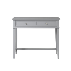 Ameriwood Home Franklin Writing Desk Gray
