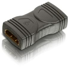 IOGEAR GHDCPLRW6 AudioVideo Adapter Gold Connector