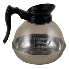 Winco 64 Oz Plastic Coffee Decanter