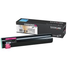 Lexmark C930H2MG Magenta Toner Cartridge