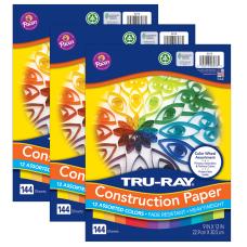 Pacon Tru Ray Color Wheel Paper
