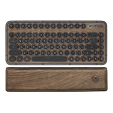 Azio Retro Wireless Keyboard Compact Elwood