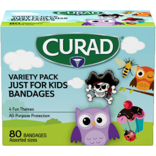 CURAD Just For Kids Bandages 4
