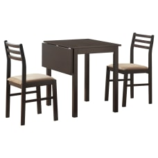 Monarch Specialties Emily Dining Table With