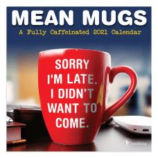 TF Publishing Mini Humor Wall Calendar