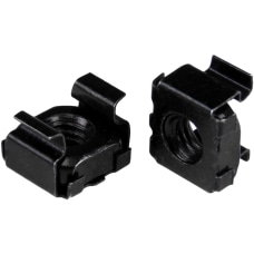 StarTechcom M5 Mounting Cage Nuts for
