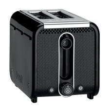 Dualit Studio 2 Slice Toaster Black