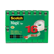 Scotch Magic Invisible Tape 34 x