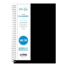 Blue Sky WeeklyMonthly PP Planner 7