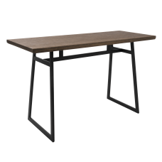 Lumisource Geo Industrial Counter Table Rectangular