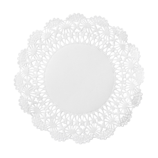 Hoffmaster Cambridge Lace Doilies 4 White