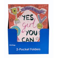 Inkology 2 Pocket Portfolios Vicky Yorke