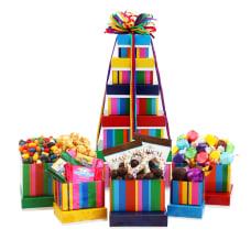Givens Birthday Bonanza Tower Of Treats