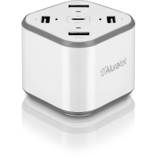 Aluratek USB Charging Station with Type