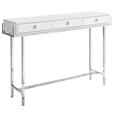Monarch Specialties Hall Console Accent Table