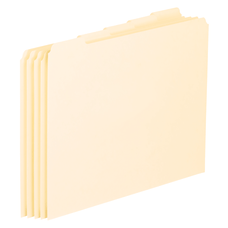 Pendaflex File Guides Blank Letter Size