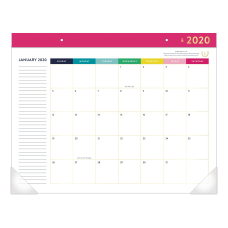 Emily Ley Simplified Happy Stripe Monthly