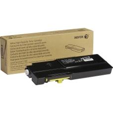 Xerox VersaLink C400 High Capacity yellow