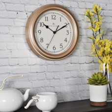 FirsTime Essential Round Wall Clock 8
