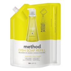 Method Dishwashing Soap Pump Refill Pouch
