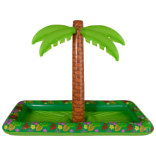 Amscan Summer Luau Inflatable Palm Tree