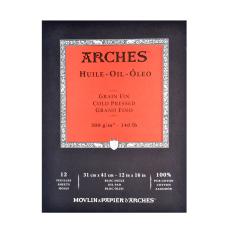 Arches Oil Pad 12 x 16