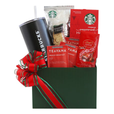 Starbucks Holiday Care Coffee And Tea