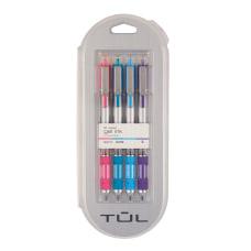 TUL Series Retractable Gel Pens Fine