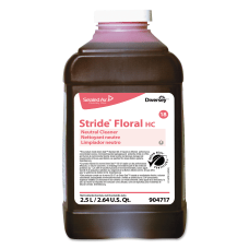 Diversey Stride Neutral Cleaner Floral Scent