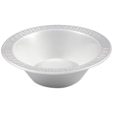 Dart Laminated Foam Bowls 12 Oz