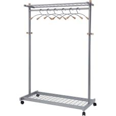 Alba Mobile 2 Sided Garment Rack